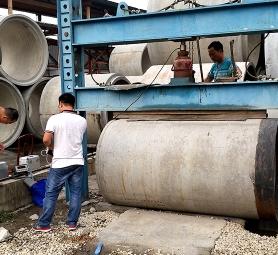 预制混凝土检测设备
